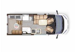 Autocaravana Capuchina DREAMER Camper Van XL  2020 Nueva en Venta