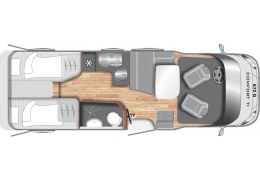 LMC Comfort T 672 G