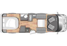 LMC Comfort  T 752
