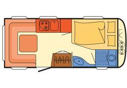 Caravana DETHLEFFS C-Trend 475 FR modelo 2016 de Ocasión