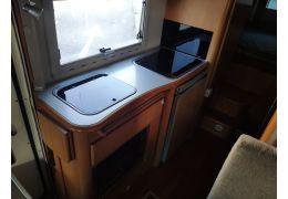 Autocaravana Integral MOBILVETTA Euroyacht 190 LX de Ocasión