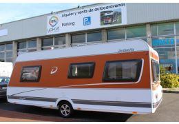 Caravana DETHLEFFS C-Trend 515 ER Nueva en Venta