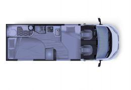 Furgoneta Cámper DREAMER D 62 select limited modelo 2020 Nueva en Venta