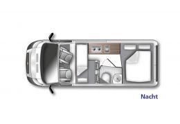 Furgoneta Cámper WESTFALIA Amundsen 540D Modelo 2020 Nueva en Venta
