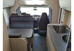 Autocaravana Capuchina SUNLIGHT A-68 modelo 2018 Nueva en Venta