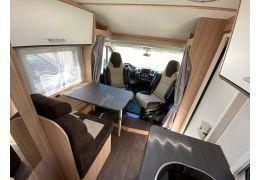 Autocaravana Perfilada SUNLIGHT V66 Modelo 2020 en Alquiler