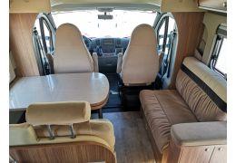 Autocaravana Perfilada BURSTNER Ixeo T664 de Ocasión
