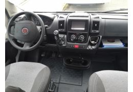 Autocaravana Perfilada SUNLIGHT V66 en Alquiler