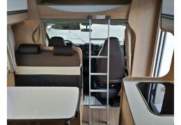 Autocaravana Capuchina SUNLIGHT A 68 en Alquiler