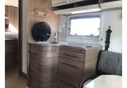 Autocaravana Integral ITINEO MC 740 de Ocasión