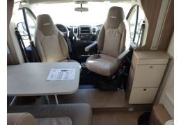 Autocaravana Perfilada LMC T 668 en Alquiler