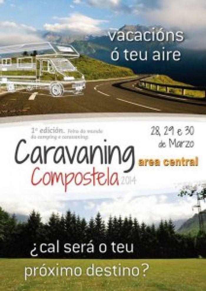 Llega la I Feria del Caravaning en Compostela