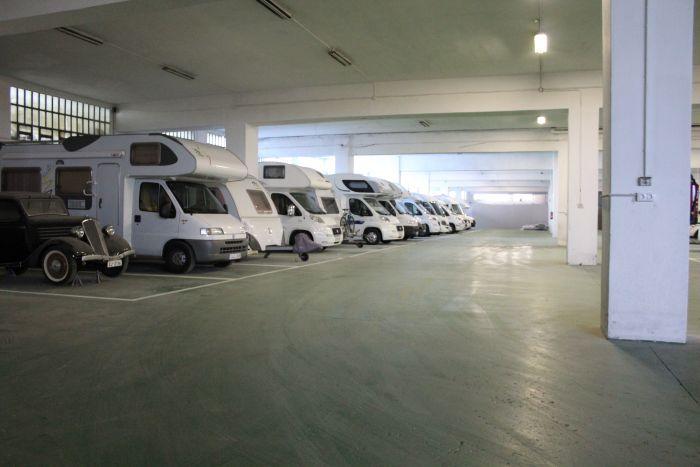 Parking Yakart autocaravanas Lugo