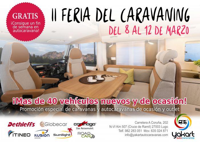 II Feria del caravaning en Lugo