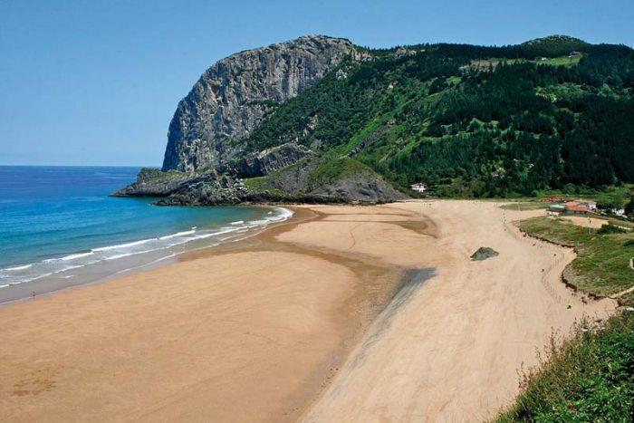 Siete playas del norte para ir en autocaravana