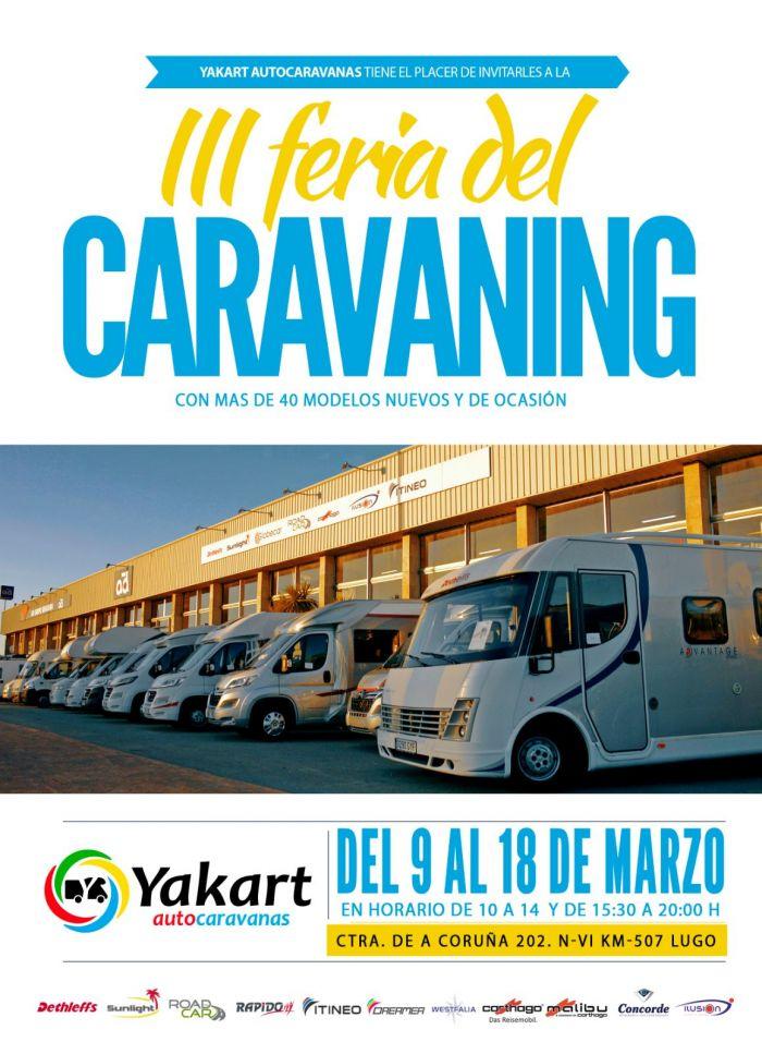 III Feria del caravaning en Galicia (Lugo)