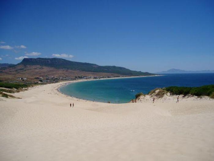6 playas de Andalucía para ir en autocaravana