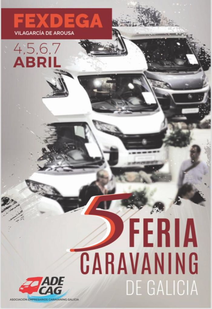 V Feria Caravaning de Galicia