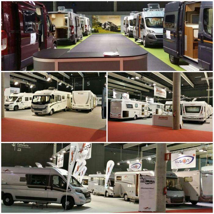 Yakart Autocaravanas, en el Salón Internacional del Caravaning de Fira Barcelona