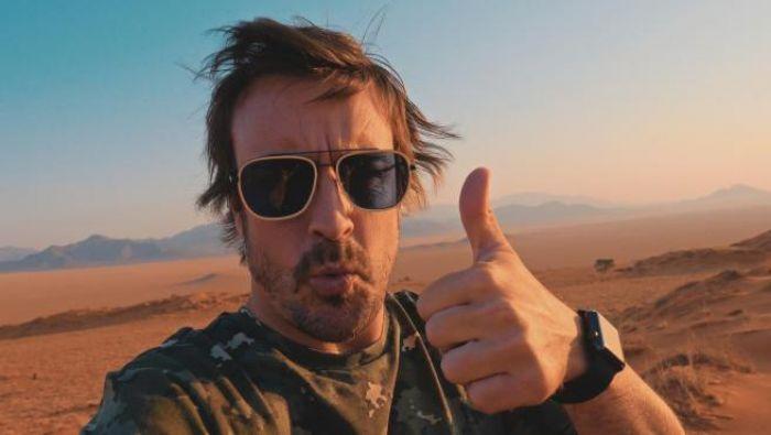 """El documental """"Fernando"""" nos recuerda nuestro paso por Le Mans y por el Dakar"""