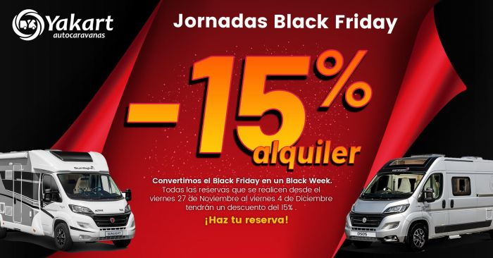 El Black Friday llega este viernes a Yakart con descuentos especiales